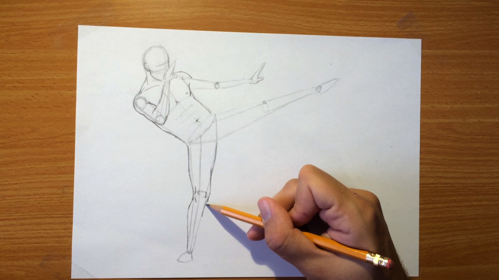 Drawing the Human Figure Male Figure Drawing