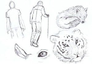 sketching techniques - how to sketch